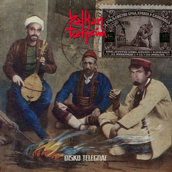 Balkan Taksim - Disco Telegraf CD