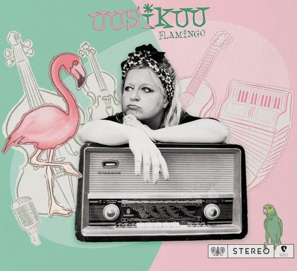 Uusikuu - Flamingo CD
