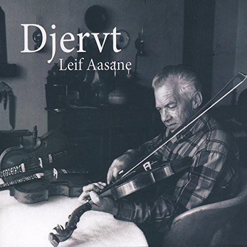 Aasane, Leif - Djervt CD