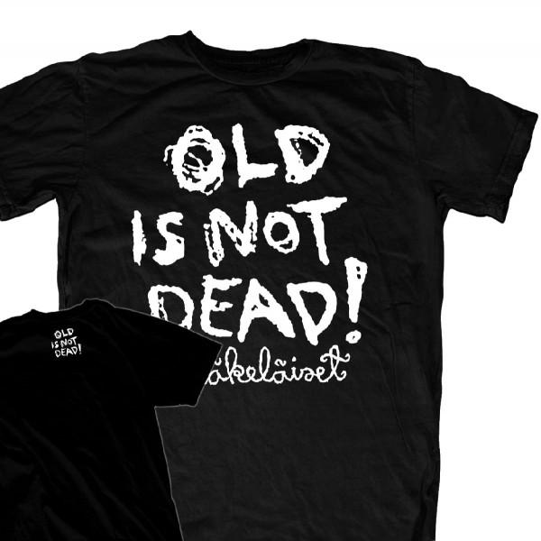 Eläkeläiset - Old is not Dead T-Shirt Size L