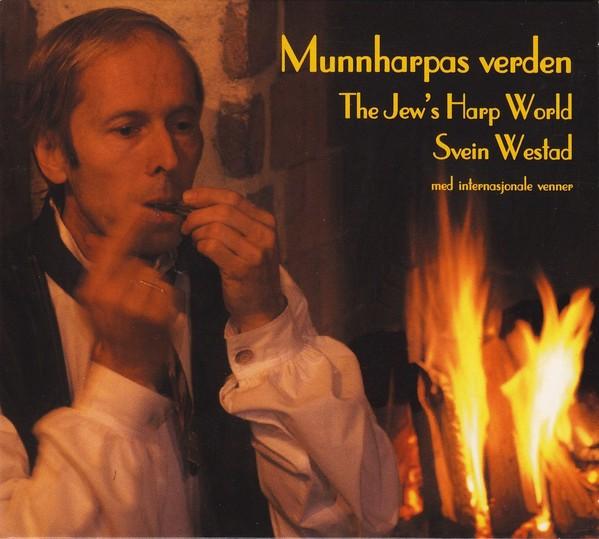 Westad,Svein/Wright/Hai/Tadaga - Munnharpas verden CD