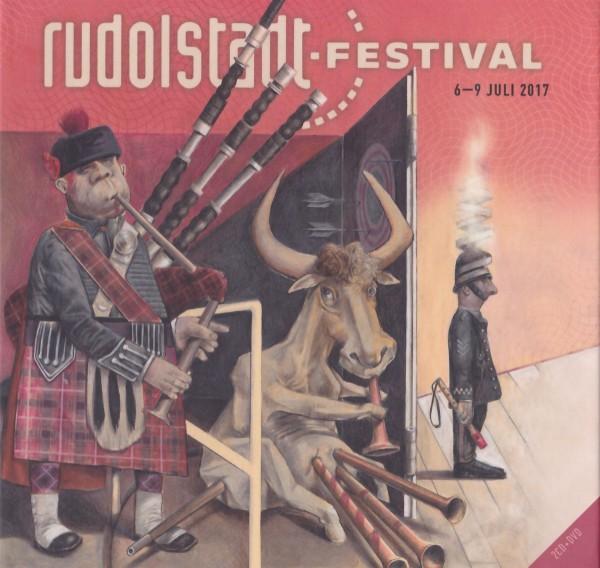 Rudolstadt 2017 2CD+DVD
