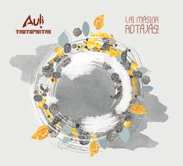 Auli and Tautumeitas - Lai Masina Rotajas! CD