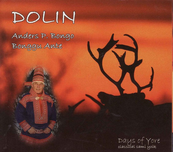 Bongo, Anders P. - Dolin CD