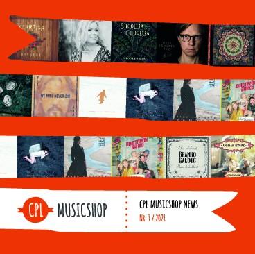 VA - CPL-Musicshop News Nr. 1/2021 CD
