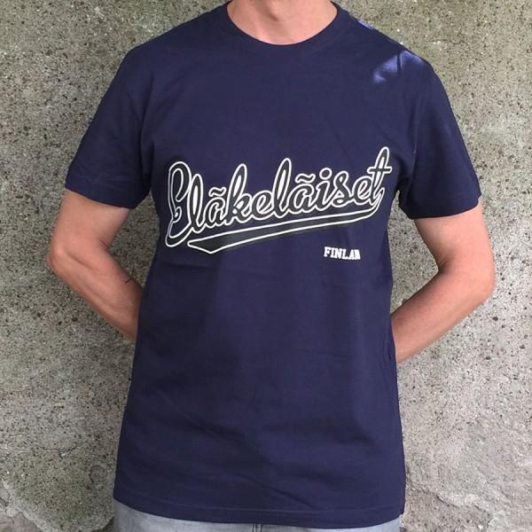 Eläkeläiset - Humppa sport navy blue T-Shirt Men M