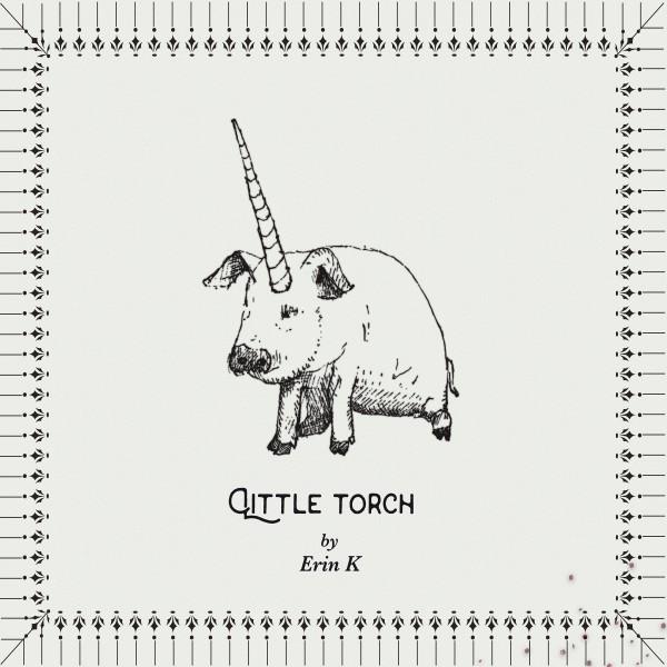 Erin K - Little Torch CD