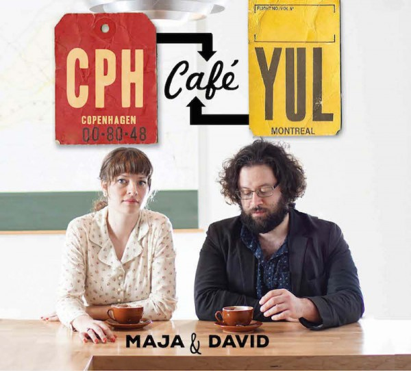 Maja and David - CPH - Cafe - Yul CD
