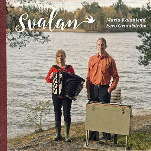 Kalaniemi, Maria & Eero Grundström - Svalan CD