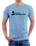 BESTE! UNTERHALTUNG - T-Shirt Men Blue Size L