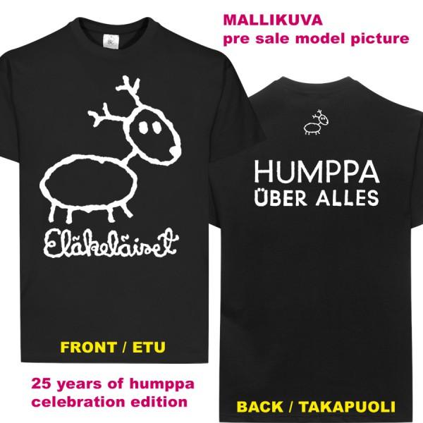 Eläkeläiset - Humppa Über Alles Men T-Shirt Size XL