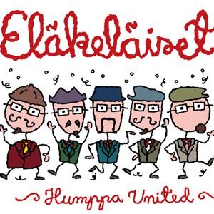 Eläkeläiset - Humppa United CD