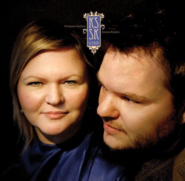 Kristjana Stefans, Svavar Knutur - Glæður CD