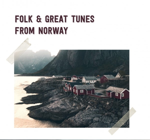 VA- Folk and great tunes from Norway 2CD