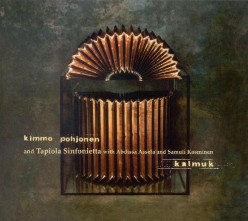 Pohjonen, Kimmo - Kalmuk CD