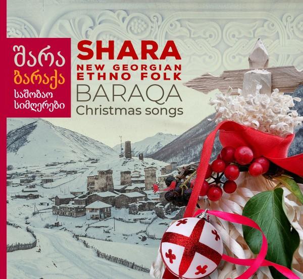 Shara - Baraqa - Christmas Songs CD