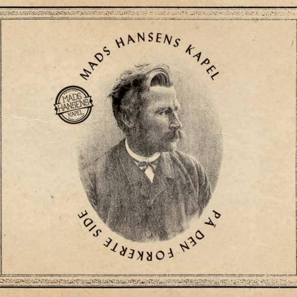 Mads Hansens Kapel - På den forkerte side CD