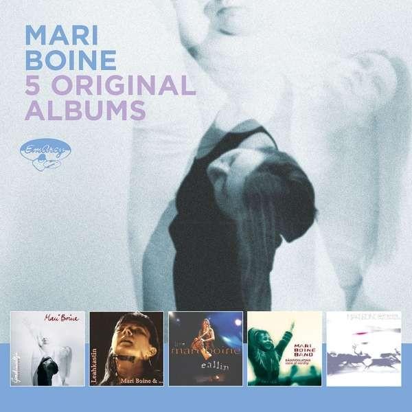 Mari Boine: 5 Original Albums CD Box