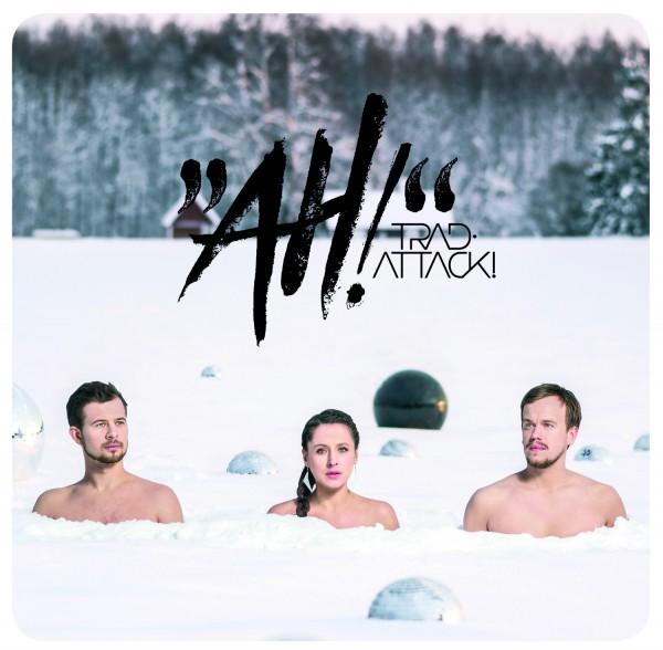 Trad.Attack! - Ah! LP + DL (Weißes Vinyl)
