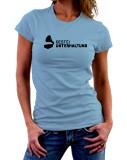 BESTE! UNTERHALTUNG - T-Shirt Women blue Size L
