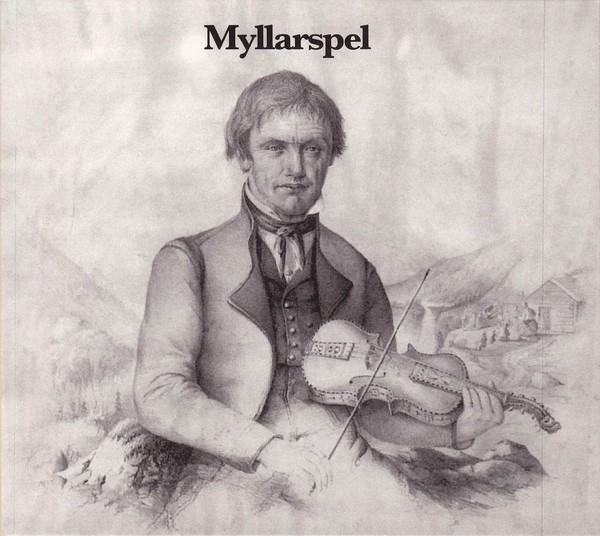 Hamre/Solberg/Romtveit/Underdal - Myllarspel CD