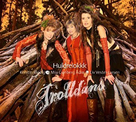 Huldrelokkk - Trolldans CD