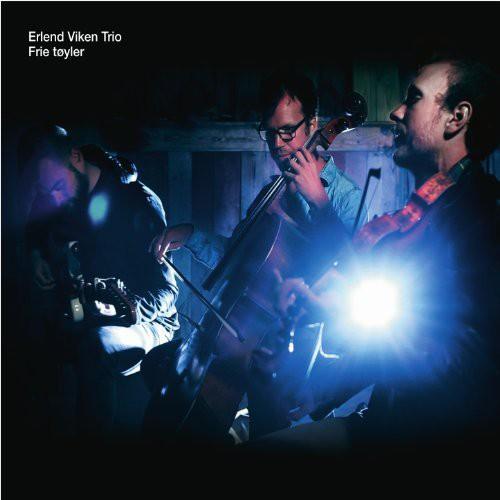 Erlend Viken Trio - Frie Toyler CD