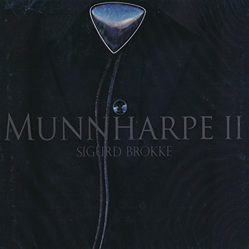 Brokke, Sigurd - Munnharpe II CD
