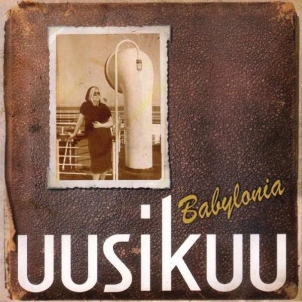 Uusikuu - Babylonia CD