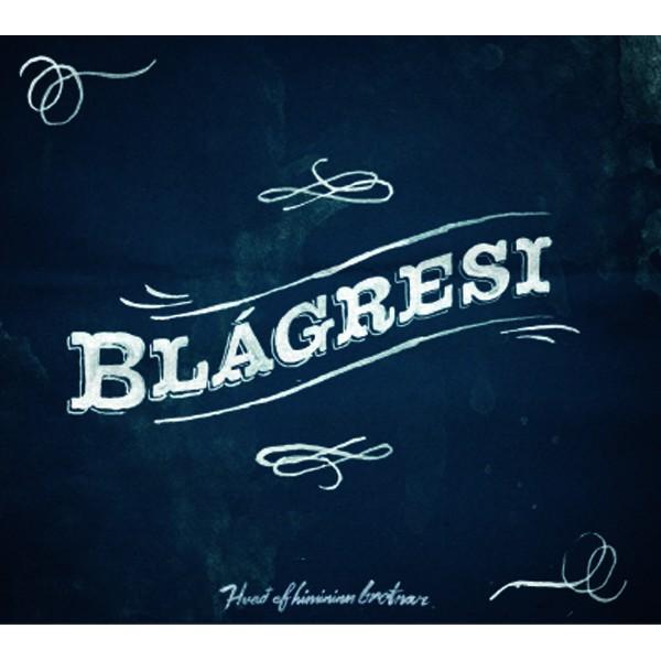 Blagresi - Hvað ef himininn brotnar CD