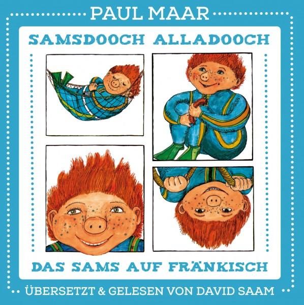 David Saam (Boxgalopp) - Samsdooch Alladooch – Das Sams auf Fränkisch 3CD