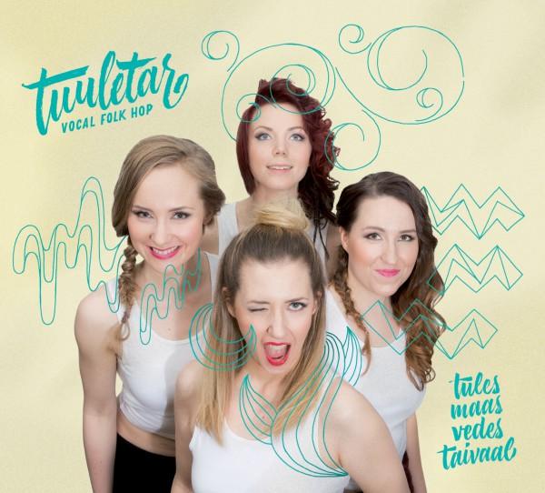 Tuuletar - Tules Maas Vedes Taivaal CD