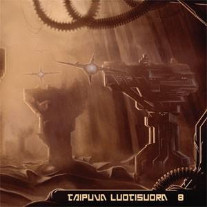 Taipuva Luotisuora - 8 CD