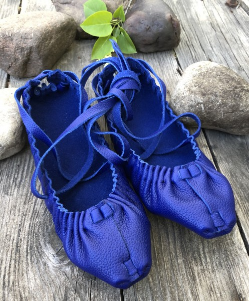 Pastalas - Blue Size 38