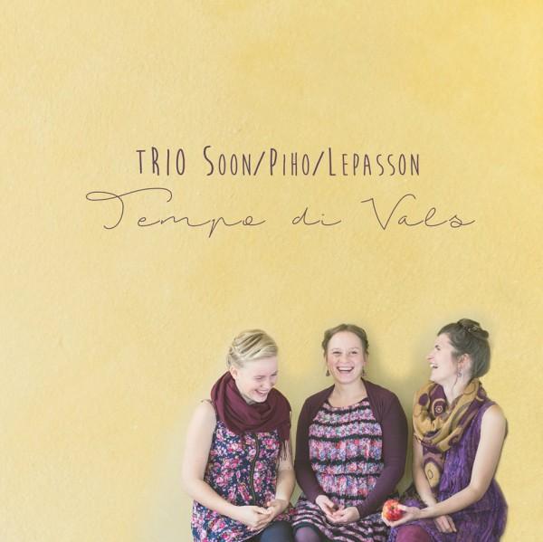 Trio Soon/ Piho/ Lepasson - Tempo di Vals CD