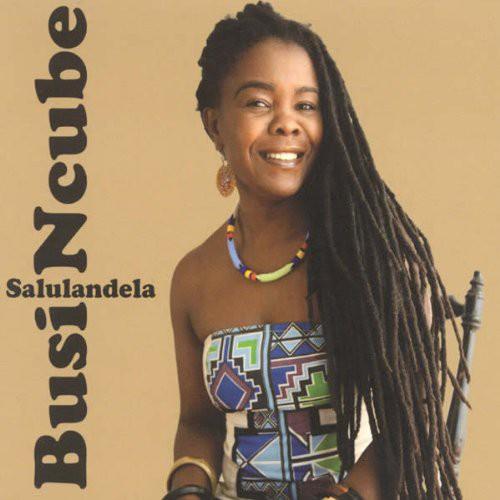 Ncube, Busi - Salulandela CD