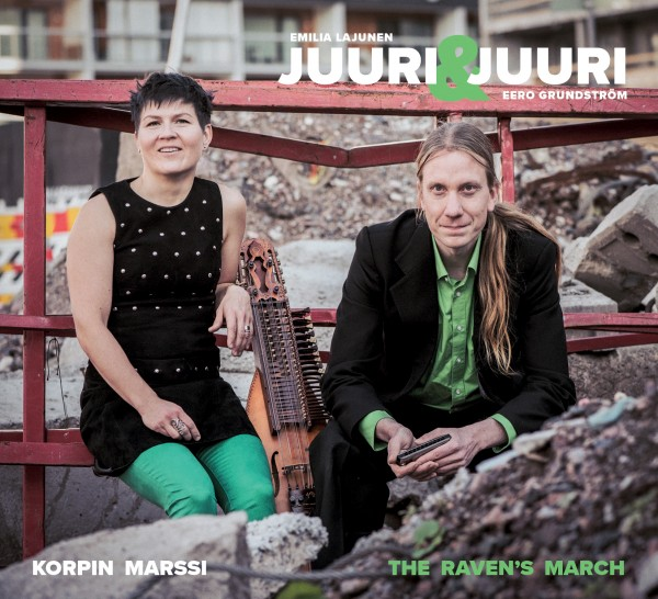 Juuri & Juuri - Korpin Marssi- The Raven's March CD
