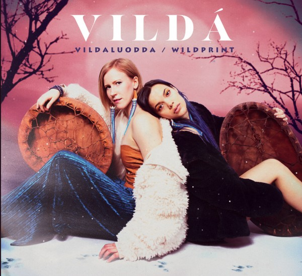 Vilda - Vildaluodda/Wildprint CD