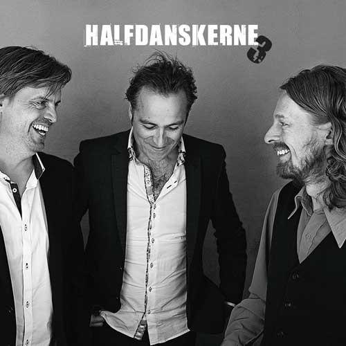 Halfdanskerne - 3 CD