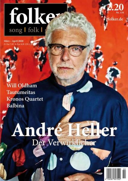 Folker Magazin 2-2020