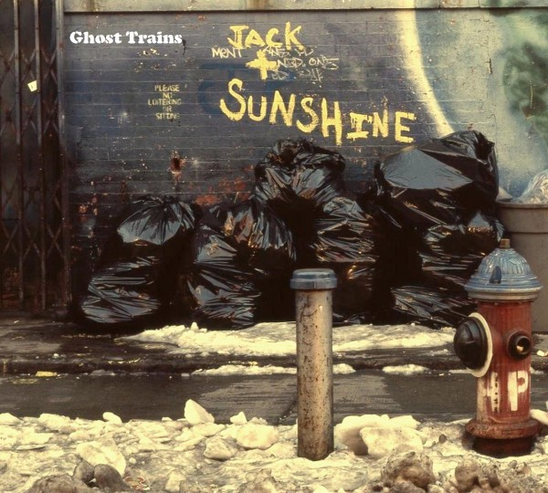 Ghost Trains, The - Jack and Sunshine CD
