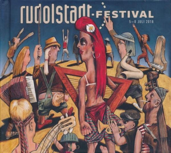 Rudolstadt 2018 2CD/1DVD