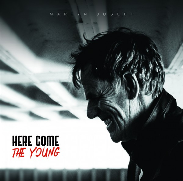 Joseph, Martyn - Here come the Young CD