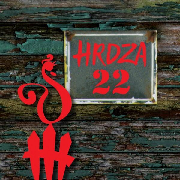 HRDZA - 22 CD