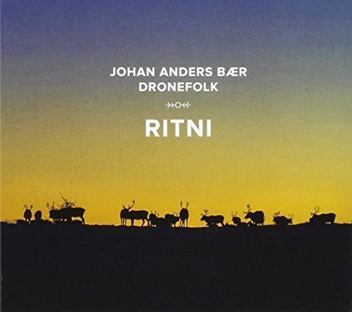 Baer, Johan Anders and Dronefolk - Ritni CD