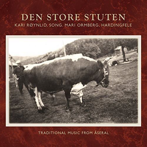 Roylind, Kari and Mari Ormberg - Den Store Stuten CD