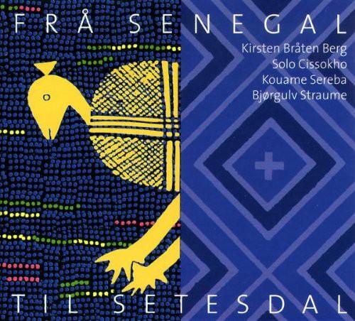 Braten Berg, Kirsten - Fra Senegal til Setesdal CD