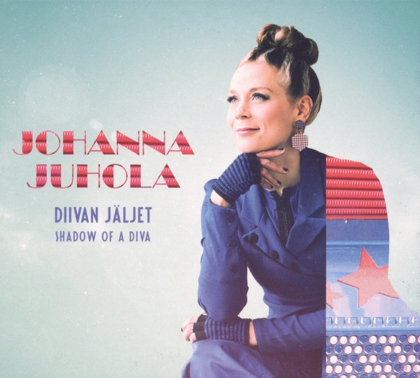Juhola, Johanna - Diivan Jäljet-Shadow of a Diva CD