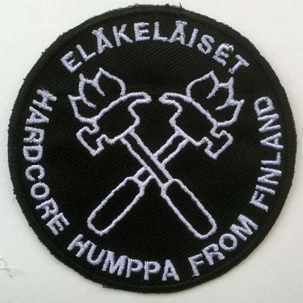 Eläkeläiset - Hardcore Humppa from Finland Patch