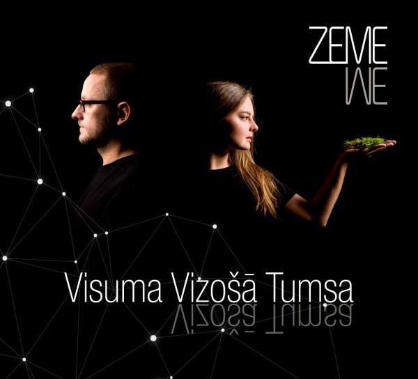 ZeMe - Visuma Vizoša Tumsa CD